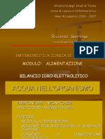 Bilancio Idrico
