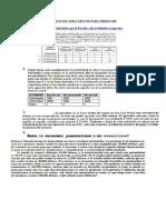 Ejercicio Aplicativo Para Resolveranalisis Decision