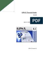 GPS-X_Manual_kr