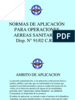 Avion Sanitario - dRA CASSOLA