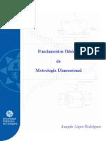 81559022 Fundamentos Basicos de Metrologia Dimensional