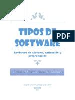 1 Tipos de Software