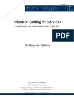Industrial Selling