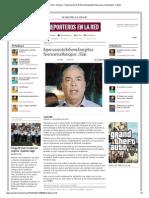 11-10-2013 'Repercusión de Reforma Energética favorecerá a Municipios