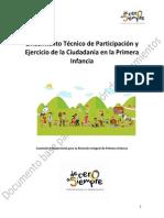 6.de Participacion y Ejercicio Ciudadania en La Primera Infancia............................... Importanteee