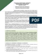 Terminos de Referencia Cambio de Usus de Suelo Forestales Por La Construccion de Una Carretera