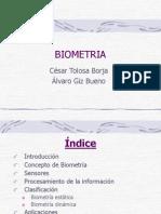 Trabajo Biometria