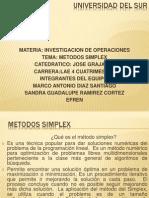 Expo Marcos Medos Simplex