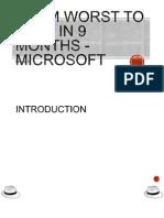 Group 3 Microsoft