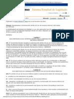 Decreto 7348  2013 Cobrança pelo direito de uso dos RH - Paraná (em vigor)