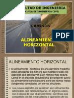 Aliniamineto Horizontal