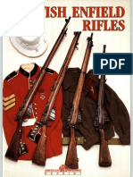 British Enfield Rifles - NRA American Rifleman Reprint - Ocr