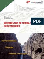 CLASE 03 Excavaciones Y Rellenos.pptx