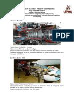 Tipos de Compresores Sistemas Propulsivos