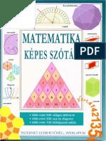 Képes szótár - Matematika