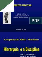 Palestra Direito Militar Nov 08