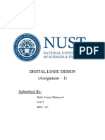 Digital Logic Design Assignment