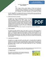 Ecología y factores del medio ambiente