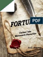 Catalin Hidegcuti - Mercenarii Planurilor - 1. Fortul