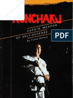 Nunchaku Karate Weapon for Self Defense