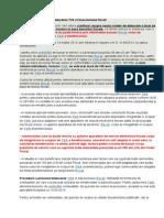 Clarificari MFP Privind Deducerea TVA in Baza Bonului Fiscal