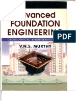 Cover & Table of Contents - Advanced Foundation Engineering