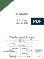 IR - Models