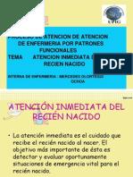 Atencion Del RN 2 de Mayo