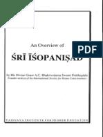 IsopanisadOverview