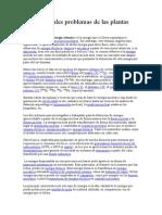 Los principales problemas de las plantas Nucleares.doc