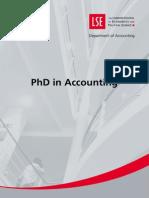 PhD Accounting Brochure Feb09