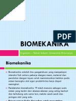 Ergo Biomekanika
