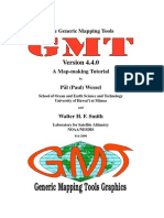 GMT Tutorial