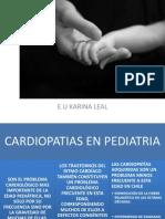 Cardiopatias en Pediatria