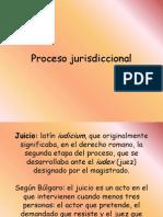Proceso Jurisdiccional