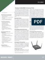 DWL-8600AP Datasheet En