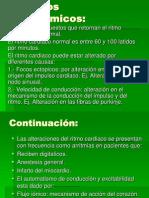 7 - Fármacos antiarítmicos