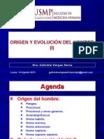 2-Segunda Clase-Origen y Evolucion Del Hombre (i)-14ago13