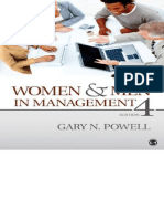 Men and Women in Management