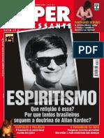 Revista Super Interessante - Setembro 2002 - Espiritismo