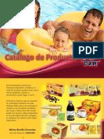 Catalogo de Productos DXN