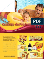 Catalogo de Productos DXN