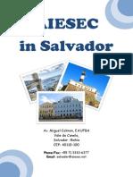 [Atualizado] Booklet Para Os Trainees - Aiesec Salvador