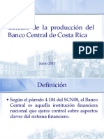 02. Producci�n del Banco Central--Costa Rica