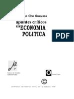 Apuntes Criticos a La Economia Plolitica Ernesto Che Guevar