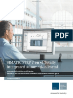 Brochure Simatic-step7 Tia-portal Es