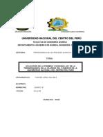 Aplicacion de La 1era y 2da Ley de Termodinamica[1]