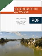 BACIA HIDROGRÁFICA DE SÃO MATEUS