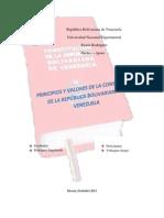 PRINCIPIOS FUNDAMENTALES DE LA REPÚBLICA