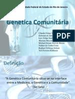 Genética Comunitária97-03